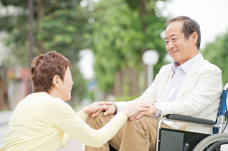 ご高齢の患者様が通院しやすくなる取り組み